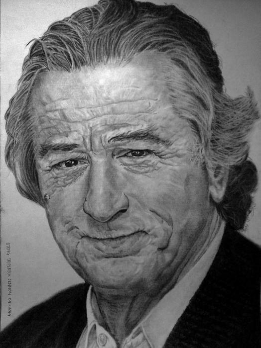 Robert De Niro by otong